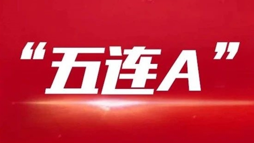 """百裕荣获纳税信用""""五连A""""纳税人荣誉称号"""